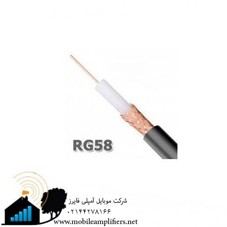 کانکتور کابل کواکسیال RG58