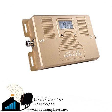 دستگاه تقویت امواج موبایل 2G/4G دوباند