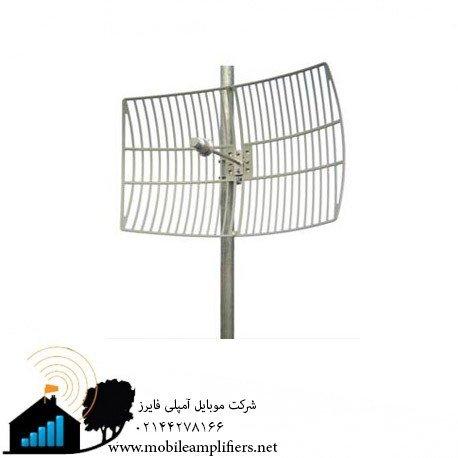 انتن گیرنده تقویت موبایل 18 dbi