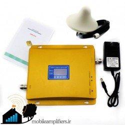 دستگاه تقویت کننده آنتن موبایل 2G/4G دوباند هاپتک