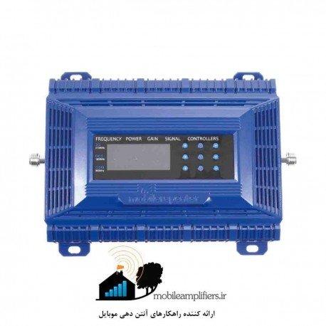 تقویت کننده سیگنال موبایل سه باند