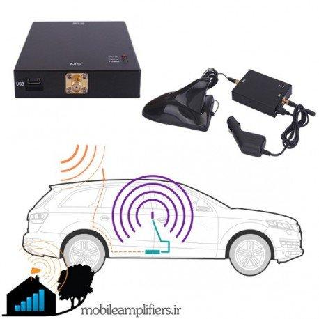 دستگاه تقویت کننده آنتن موبایل در خودرو