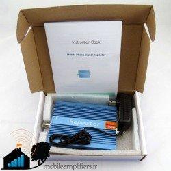 تقویت کننده آنتن موبایل سیگنال گوشی تک باند